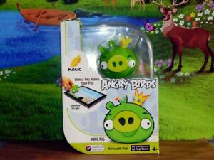 Angry Bird King Pig iPad Launcher Radica Mattel Brand New in Package Ages 4+