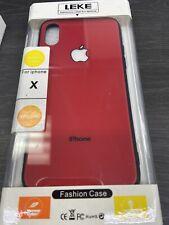 Red - iPhone 7/8 7+8+ X/Xs 1st LED Light Illuminated Apple Logo