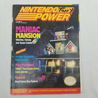 Nintendo Power Magazine Volume 16 September 1990 No Poster Maniac Mansion TMNT