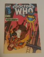 Doctor Who #2 Volume 1 (11/1984) 1st Printing MARVEL COMICS