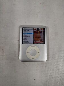 Apple iPod Nano 3rd Generation 4GB Silver A1236