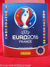 Panini Euro 2016 Leeralbum Star Edition Schweiz = EM 16 Album Switzerland Swiss