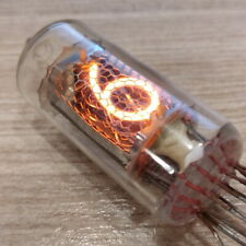Z573M NIXIE TUBE for clock RFT BRAND Z570M Z574M Z5730M Used Tested Germany