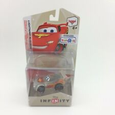 Disney Infinity Lightning McQueen Cars Crystal Series Figure Toys R Us Exclusive