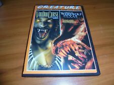 Voodoo Curse: The Giddeh/Mexican Werewolf In Texas (DVD, 2007) Used