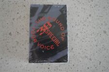 38 SPECIAL THE SOUND OF YOUR VOICE RARE NEW SEALED CASSINGLE IN CARD SLEEVE!