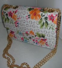 NEW GUESS Factory Women's Floral Crossbody Wallet