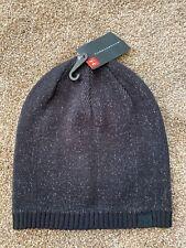 NWT Under Armour Threadborne Beanie Hat 1321261 Black O/S