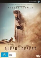 Queen Of The Desert : NEW DVD