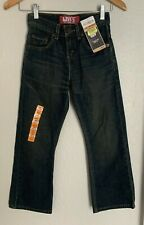 Levi's 527 Bootcut Jeans Boys Size 8 Slim NWT