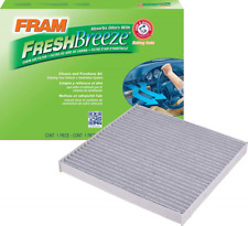 New Fram CF10374 Fresh Breeze Cabin Air Filter with Arm And Hammer