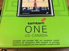 tomtom One GPS US/Canada-Works!