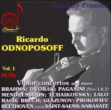 Legendary Treasures: Ricardo Odnoposoff 1, New Music