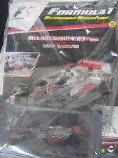 F 1 Rennwagen Kollektion 1:43 * Nr. 11 * McLaren MP 4/23 Lewis Hamilton 2008