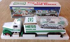 New 1991 Hess Truck Racer Race Car Racing Head Light Friction Motor Toy
