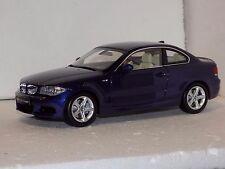 BMW 135i COUPE BLUE   KYOSHO  08722BL  1:18