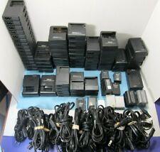 Big Lot of Various Nikon Digital Camera Chargers + Batteries