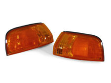 DEPO JDM Style Pair of Amber Front Corner Lights For 1992-1993 Honda Accord
