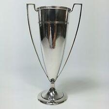 """RARE Tiffany & Co Sterling Silver Trophy Vintage Loving Cup Vase Urn 8.25""""H 403"""