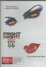 FRIGHT NIGHT PART 2 - THE SUCKERS ARE BACK RARE ALL REGION DVD
