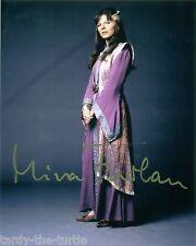 Mira Furlan as Delenn in Babylon 5  8 x 10 Autograph Reprint