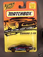 1993 Matchbox Camaro Z28 #43