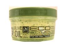 ECO STYLER OLIVE OIL STYLING HAIR GEL MAXIMUM HOLD  8 FL. OZ.