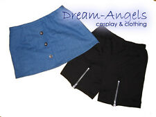RINOA FINAL FANTASY 8 VIII * Shorts and Skirt ONLY * COSPLAY COSTUME! CUSTOM SZ!