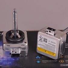 2 x D3S Genuine X-LIGHT XENON BULB PK32d-5 Original 35W 6000K Ultra Blue +80%