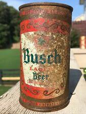 Busch Lager Flat Top - St Louis - Rough!