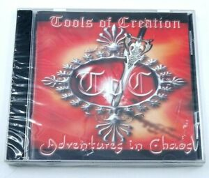 Tools of Creation Adventures in Chaos CD 2010 Socan