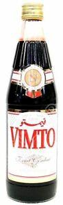 Vimto - Fruit Cordial - Original Arabisches Fruchtgetränk Konzentrat (710ml)