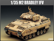 Academy 13237 Plastic Model Kit 1/35 M2 BRADLEY US Army Infantry FightingVehicle