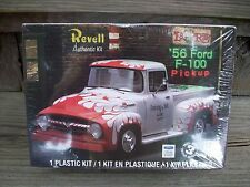 Ed Big Daddy Roth Rat Fink 1956 56 Ford Pick-Up Truck Hot Rod Model Car Kit NIB