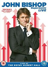 John Bishop: Supersonic Live at the Royal Albert Hall [DVD]