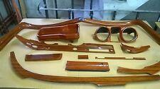 Mercedes W111 & W112 Coupe/ komplette Holz-Innenausstattung Wood Kit in Zebrano