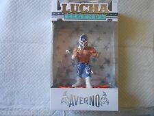 LUCHA Legends AVERNO CMLL De Lucha Libre 5.5 inch Figure Wrestling Wrestler
