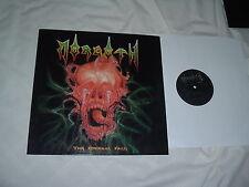 MORGOTH The Eternal Fall '90 LP RARE death metal ORIGINAL GERMAN IMPORT