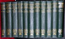 Spanish Jewish Enciclopedia Judaica Castellana, Eduardo Weinfeld 11V  Sephardi