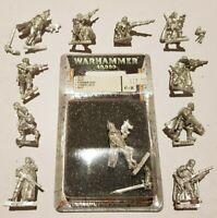 Multi-listing Commissar Gaunts Ghosts Imperial Guard Female Sniper Plasma-gun