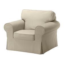 Ikea EKTORP Armchair Cover - Ramna Beige 902.917.97