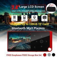 "2.4"" 8 GB Digital bluetooth MP3 Player MP4 Player Musik Hifi FM E Book Video"