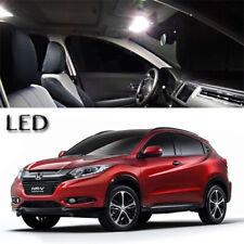Kit ampoules à LED pour l'éclairage intérieur blanc Honda HR-V HRV II