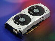 NVIDIA ASUS GeForce GTX 1060 DUAL OC 6GB 6G 192-bit GDDR5 PCI-E Video Card