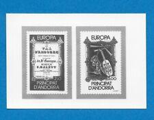 E8422  Andorra Spain France Black & White Photographic Proof Unusual very rare