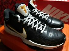 AUTHENTIC Nike Zoom Kobe V 5 sz 9.5 Del Sol iv vi vii ad nxt kd kyrie giannis