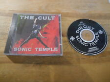 CD Gothic The Cult - Sonic Temple (11 Song) VIRGIN BEGGARS BANQUET jc