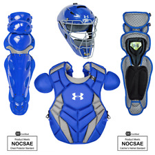 Under Armour UACKCC4-SRP Pro 4 Series Catchers Gear Set Intermediate Royal