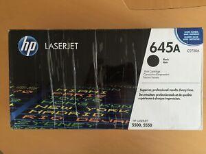 Neu HP C9730A 645A Toner schwarz C