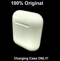 OEM Genuine 1st GEN Apple AirPods Charging Case ONLY - White MMEF2AM/A
